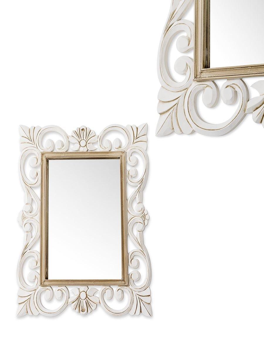 specchi da parete eleganti: specchio da parete specchiera cornice ... - Specchio Camera Da Letto Prezzi