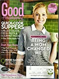 Good Housekeeping September 2014 { Quick -Cook Suppers}