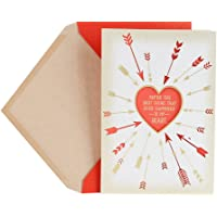 Hallmark Valentines Day Greeting Card (Multi Colors)