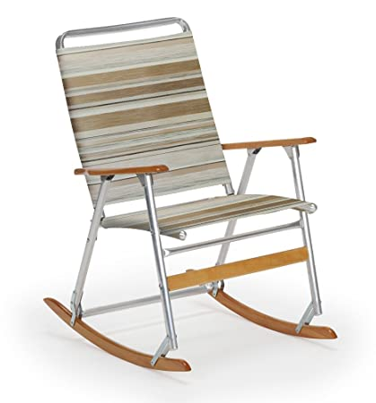 Terrific Amazon Com Telescope Casual High Back Folding Rocking Arm Squirreltailoven Fun Painted Chair Ideas Images Squirreltailovenorg