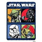 Best Blanket Star Wars Blankets - Disney Lucas Films' Star Wars Classic Long Time Review