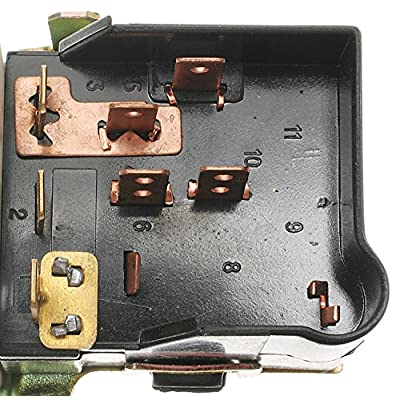 ACDelco D6251D Professional Headlamp Switch: Automotive