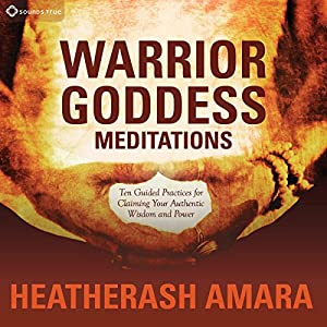 Warrior Goddess Meditations Speech