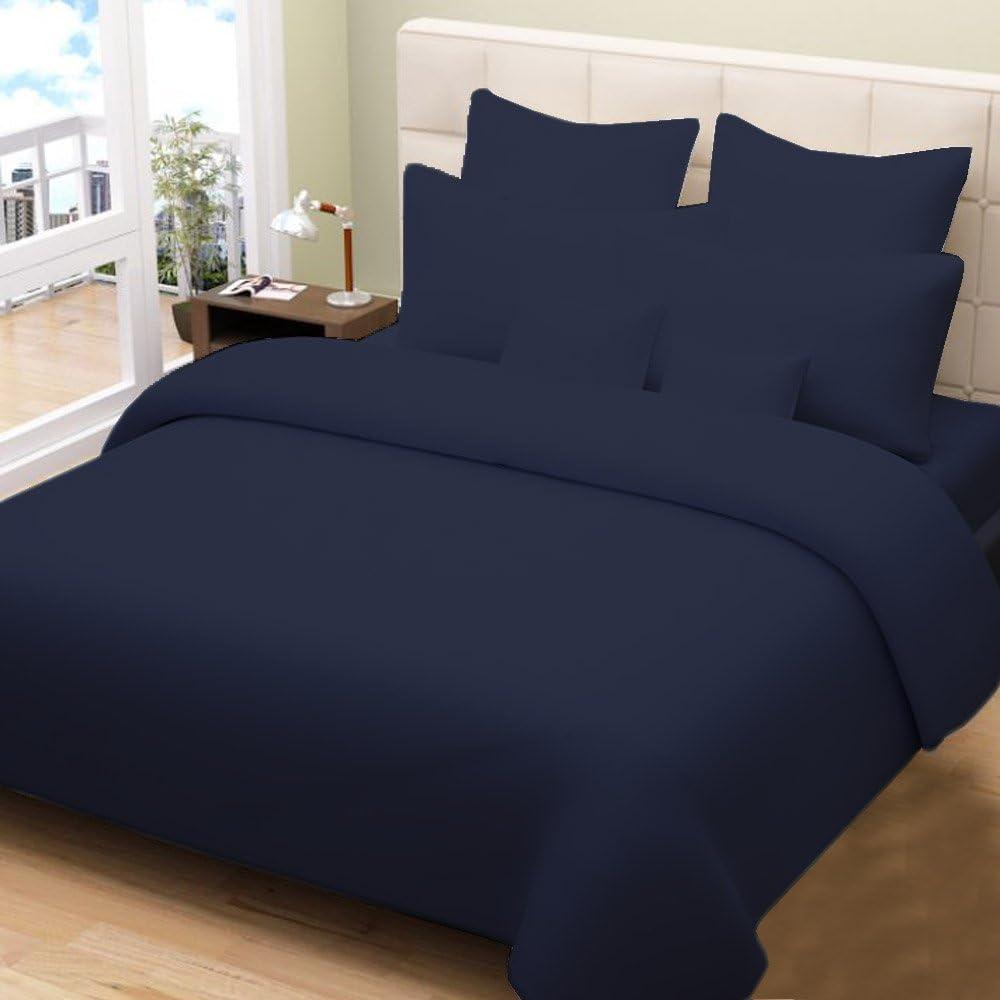 Juego de sábanas completo XL 800 hilos 6 piezas Sábanas de algodón ...