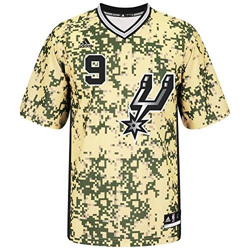 NBA Men's San Antonio Spurs Tony Parker Replica Player Home Jersey, Large, Brown (Spurs Tony Parker Shirt)