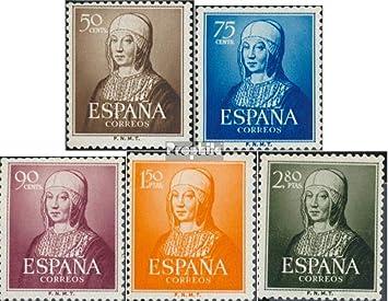 Prophila Collection España Michel.-No..: 989-993 (Completa.edición ...