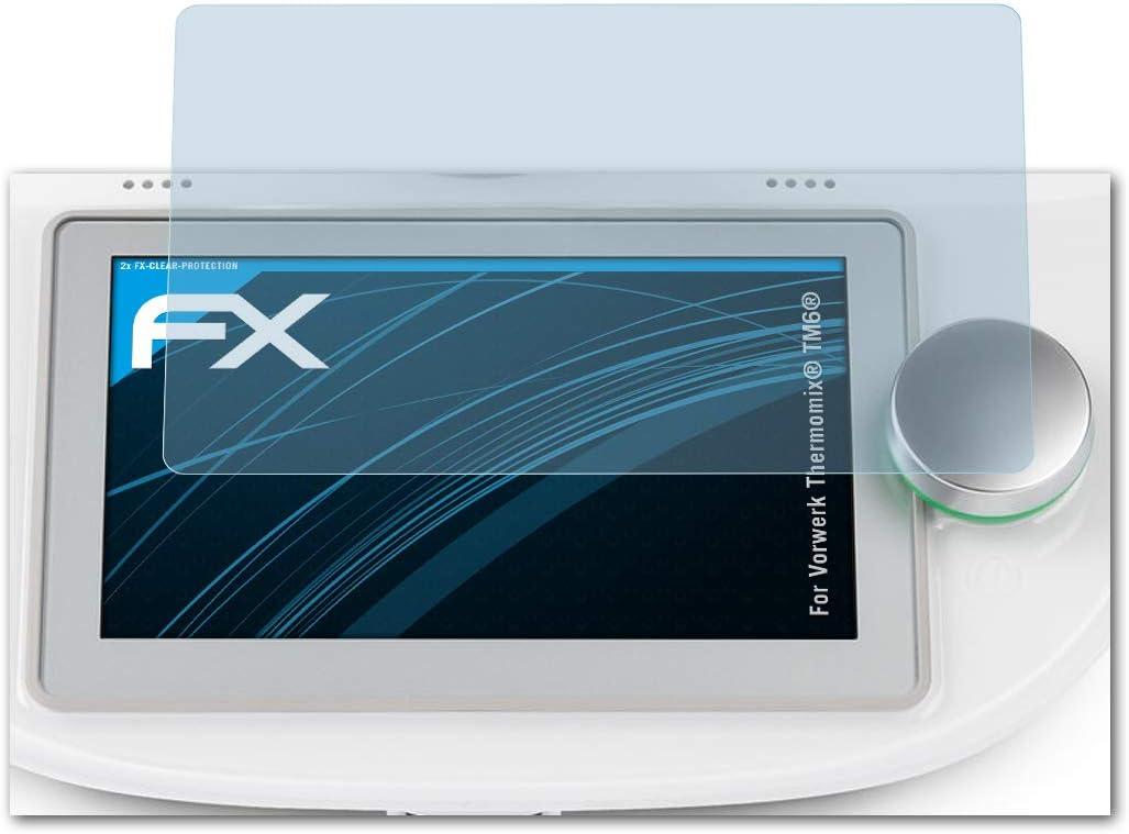 6x Displayschutzfolie für Robbe Futaba T6J Klar Schutzfolie Displayfolie