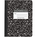 """Roaring Spring Hard Cover Composition Book, 9 3/4"""" x 7 1/2"""", Graph Ruled, 80 sheets"""