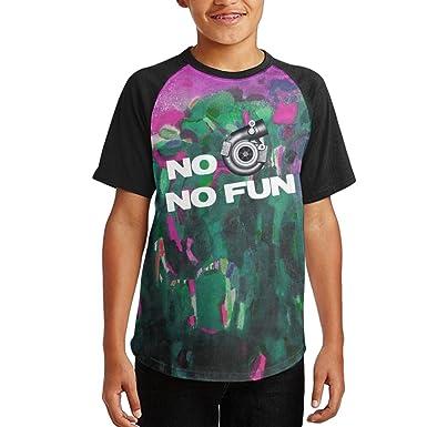 No Turbo No Fun Youth Sport Tee Shirt
