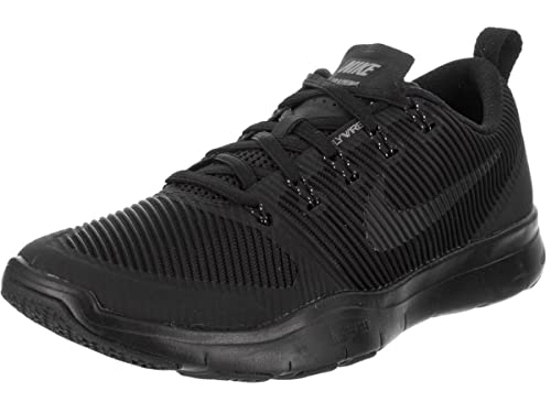 1eaa62fe57c6 Nike Men s Free Train Versatility Training Shoe Black Black 8  Buy Online  at Low Prices in India - Amazon.in