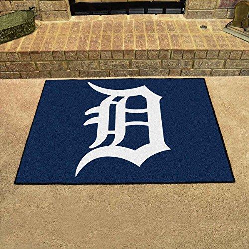 Tigers Bath Rugs, Detroit Tigers Bath Rug, Tigers Bath Rug