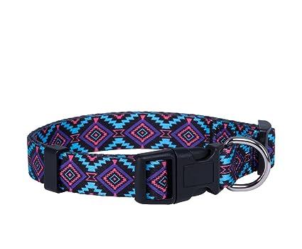 tribal dog collar