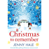 A Christmas to Remember: A wonderfully uplifting Christmas romance novel