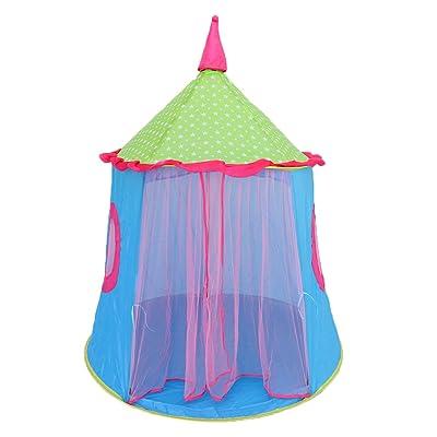 0cfb5bb44e107b MagiDeal Enfants Tente à L intérieur Extérieur Jeu Château de Princesse  Maison Camping Jardin Cadeau Idéal pour Filles
