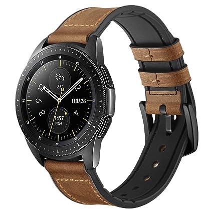 Amazon.com: Maxjoy - Correa de repuesto para reloj Gear S3 ...