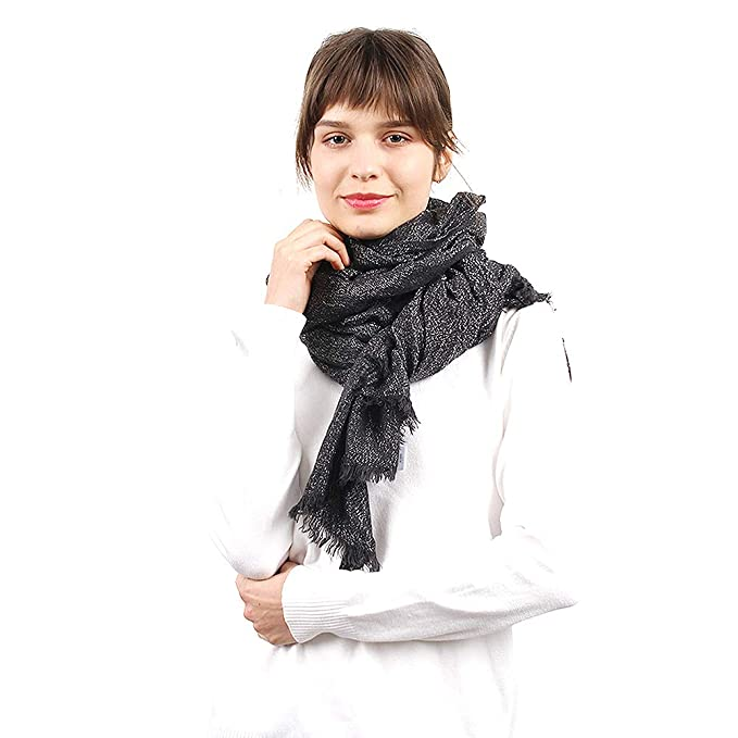 ee998fd348 Lightweight Solid color Scarf