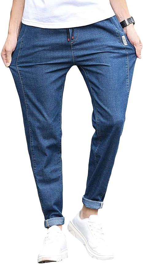 [Mirroryou(ミラーユー)]デニムパンツ メンズ おおきいサイズ ストレッチ