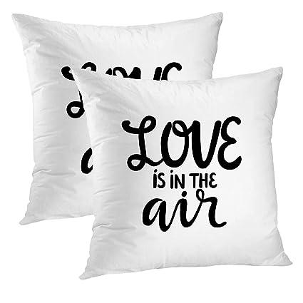 Amazon.com: Batmerry Love Pillow Decorative Throw Pillow ...