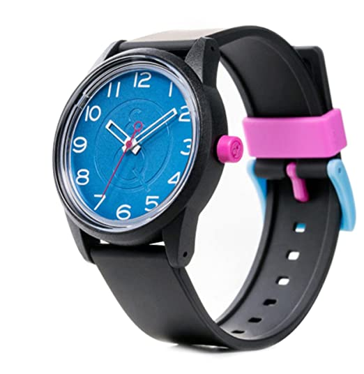 Smile Solar Q&Q Relojes by Citizen sumergible y ecológico RP00J044Y