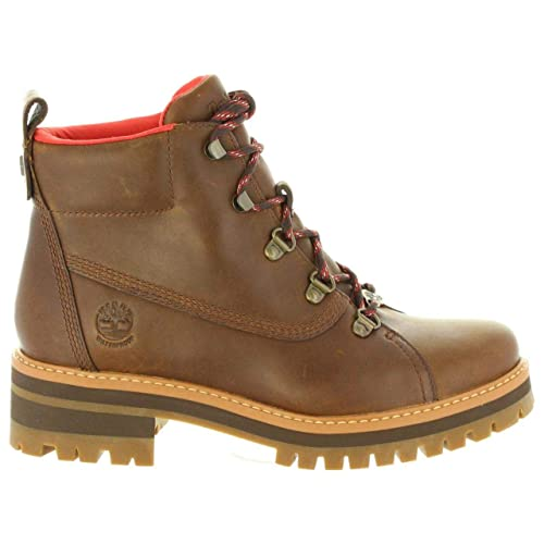 Botines de Mujer TIMBERLAND A1RS7 COURMAYEUR Dark Brown Talla 40: Amazon.es: Zapatos y complementos