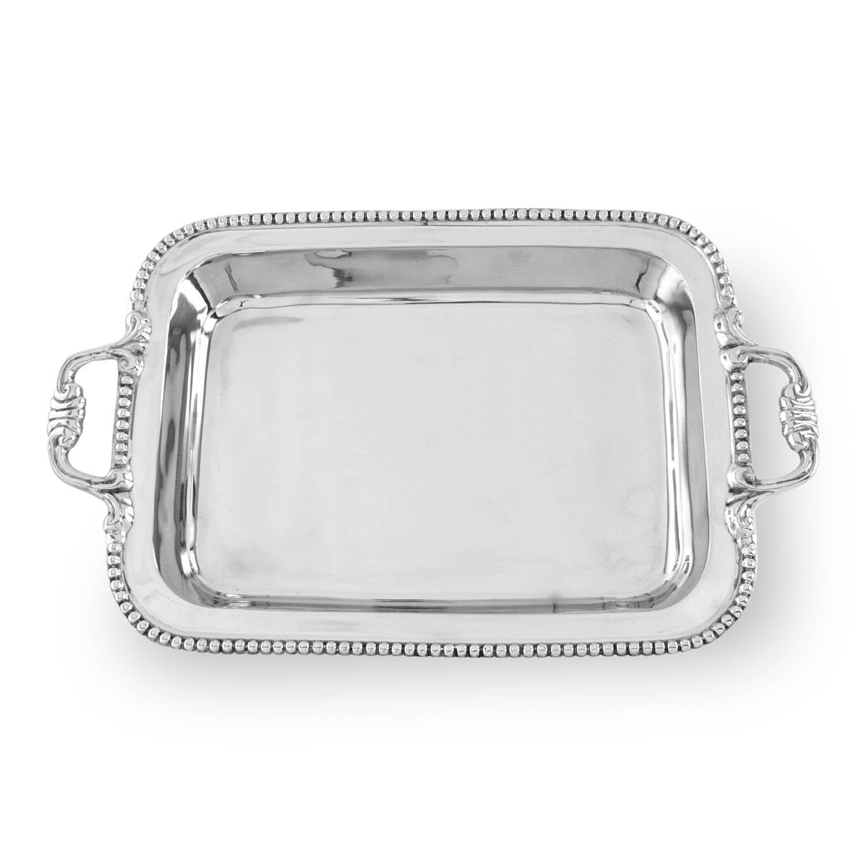 Beatriz Ball 6027 Pearl David Pyrex Classic Casserole, 9x13'', Silver