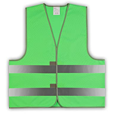 Kids' Clothing, Shoes & Accs Easymesh® Kinder Signalweste Warnweste Weiß Xs Oder S Personal Protective Equipment (ppe)