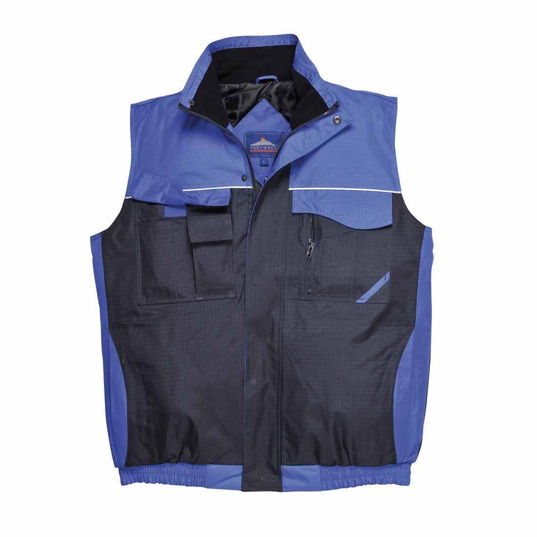 Portwest Workwear Mens RS 2-Tone Bodywarmer