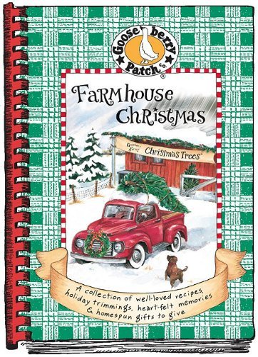 - Farmhouse Christmas Cookbook (Seasonal Cookbook Collection) by Gooseberry Patch (1-Apr-1999) Hardcover