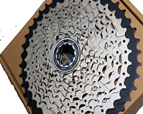 JGbike Shimano DEORE 10-Speed 11-42T MTB Cassette CS-HG500 with 22mm Rear derailleur Link by JGbike (Image #3)