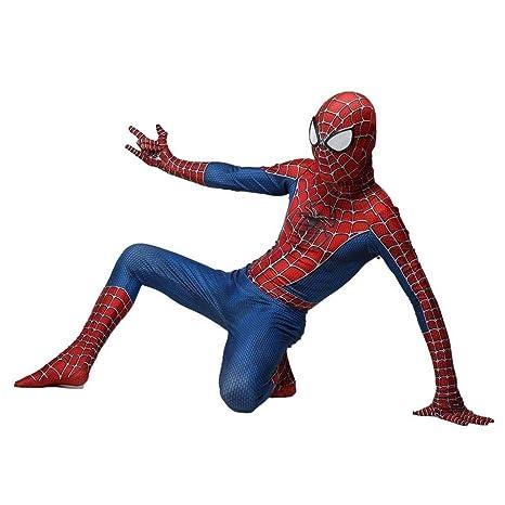 YIWANGO Traje De Cosplay De Spider-Man Homecoming Traje De ...