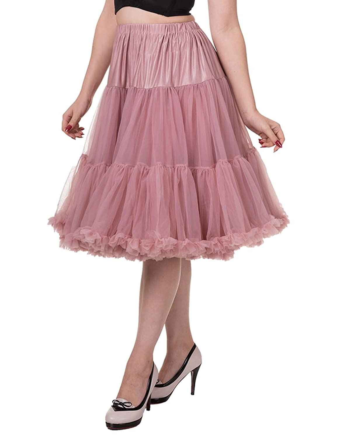 Banned Women's Petticoat Skirt