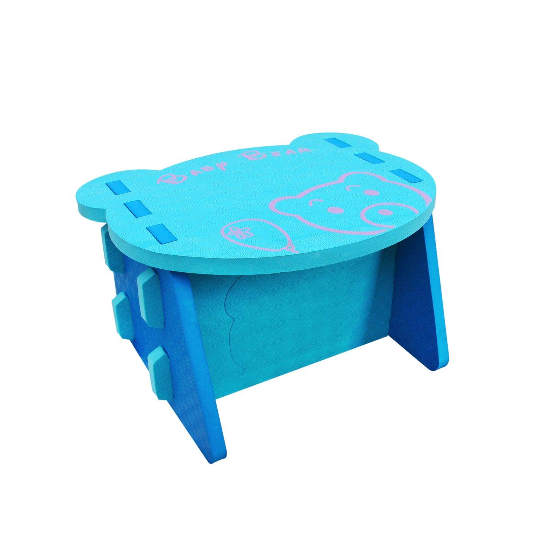 Childrens New Animal EVA puzzle set di tavolo e sedia bambini mobili Meiqicool ZY17QSL