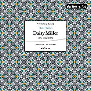 Daisy Miller Hörbuch