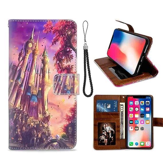 Amazon.com: Disney Castle iPhone X Case