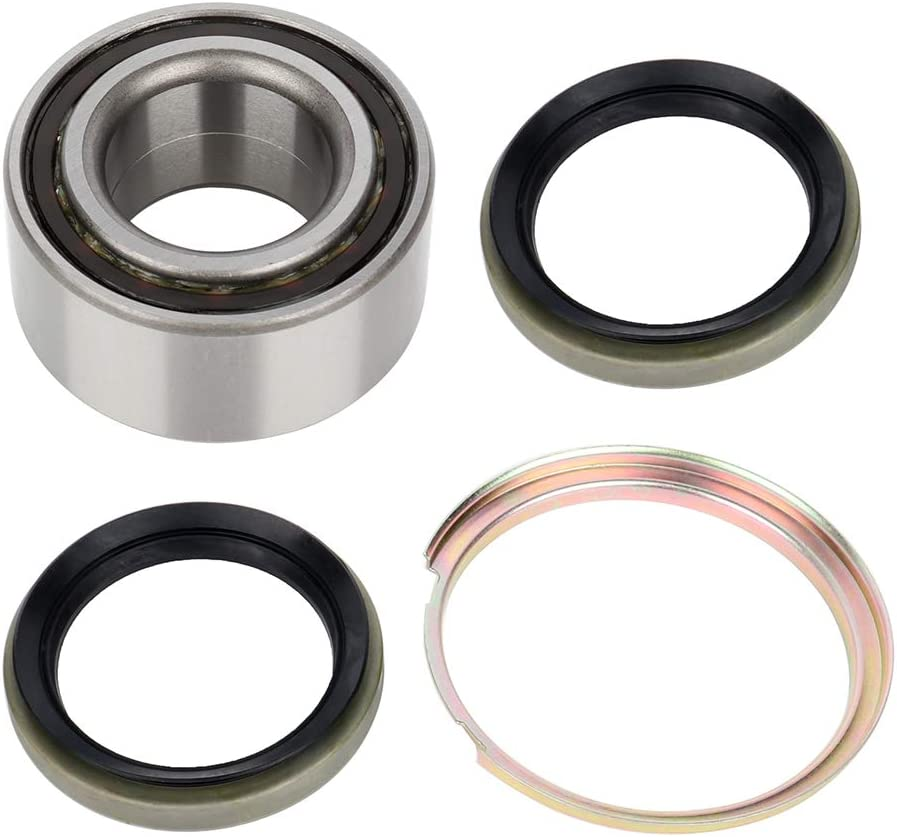 Pack of 2 OCPTY New Wheel Hub Bearings Front Left//Right Axle Compatible for 1988-2002 Chevrolet Prizm Geo Prizm for Toyota Corolla OE 518507 4 Lug Non ABS