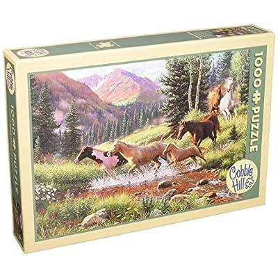 Cobble Hill 51844 Keathley Mountain Thunder Puzzle 1000 Pezzi