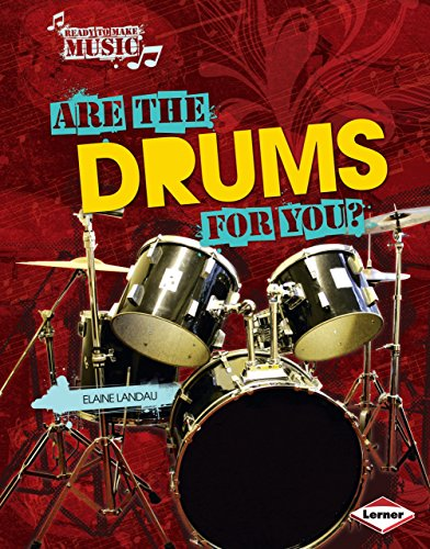 Pdf eBooks Are the Drums for You? (Ready to Make Music)