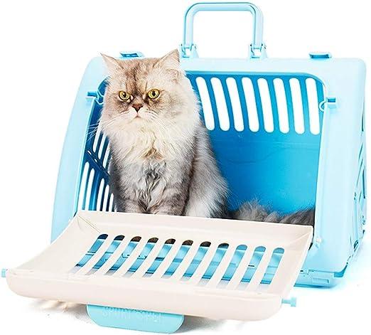 Decdeal Portador de Mascotas Gatitos Pequeños Transportín para ...