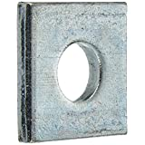 "VERSABAR VF-1101-5/8 SQUARE WASHER 5/8"" CLEARANCE ZINC PLATED 25/BOX"
