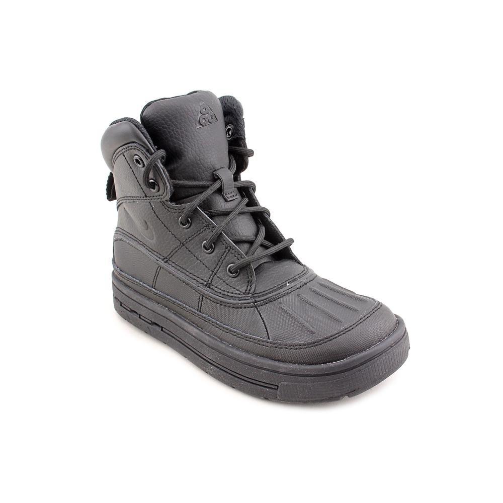 Noir Noir 33.5 EU Nike Boy'S boissidehigh Bottes de neige Distance Sport Entraã®neur Chaussures