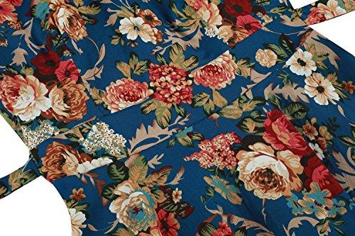 Hepburn Vestito da Donna 19 Edited 50 Audrey Sera Anni Abito Vintage qFzx75x