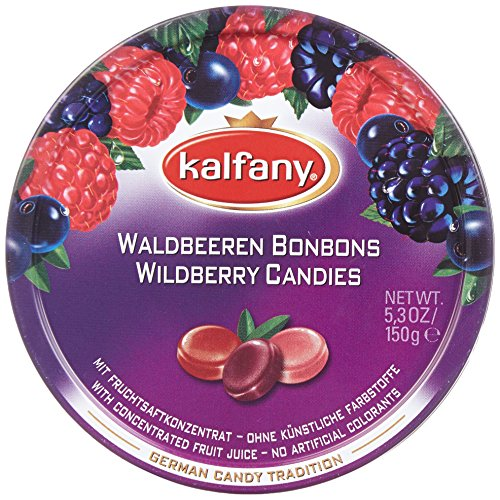 Kalfany Wildberry Candies 150g]()