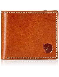 Fjallraven Ovik Wallet One Size Leather Cognac