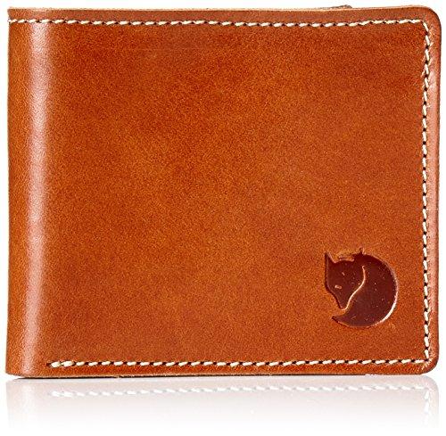 Fjallraven Ovik Wallet - Leather Cognac by Fjallraven