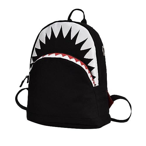 4942d6fa62 ALIKEEY Child Baby Girl Boy Kids Cartoon Shark Animal Backpack Toddler  School Bag Kindergarten Rucksack Cute Animal
