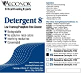 Alconox 1715 Detergent 8 Low Foaming Phosphate Free Detergent, 15 Gallon Drum