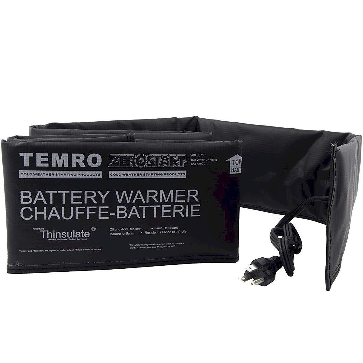 Zerostart 2800055 Electric Blanket Battery Heater Wrap, 28-Inch | 120 Volts | 50 Watts by Zerostart