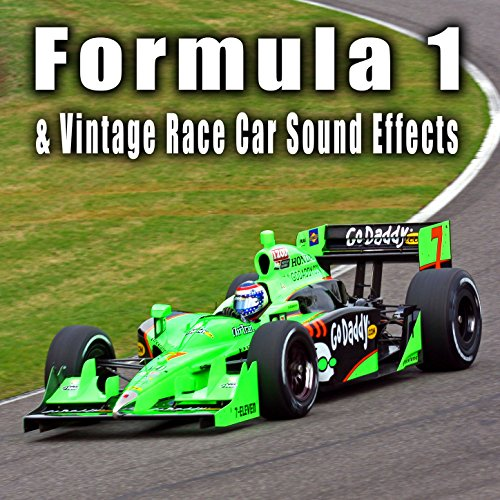 1975 Shadow Vintage Formula 1 Car Starts up, Idles, Revs and Drives Away onto the Track Shifting Thru Gears up to Speed, Recorded from Internal Mic