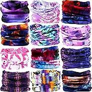Outdoor Multifunctional Sports Headbands Magic Bandanas Seamless Scarf Headscarves