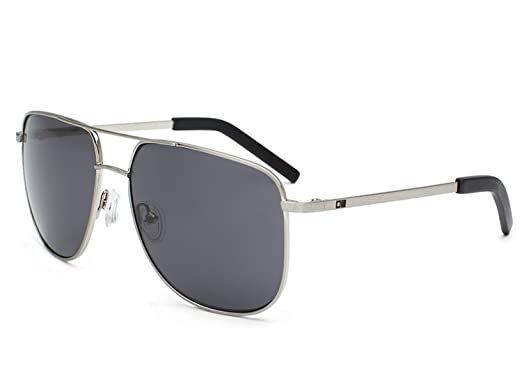 221c0ddc1ae Otis High Line Polarized Mineral Glass (brushed silver Mineral glass  polarized grey lens